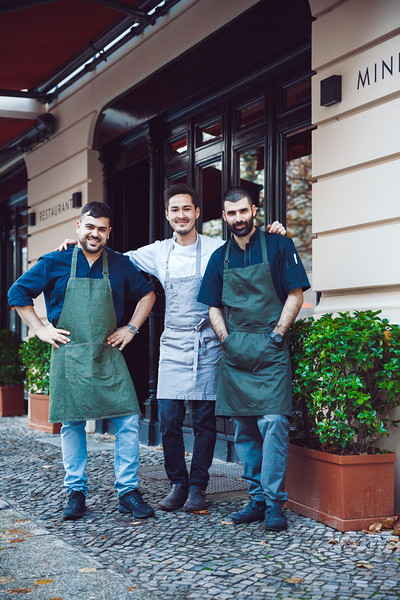 Фото №3 - Берлинский ресторан Арама Мнацаканова MINE снова попал в гид Michelin 2021