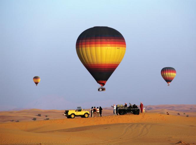 Фото №11 - Must see, must do и must taste в Дубае этим летом