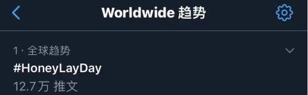 Фото №1 - Хештег #HoneyLayDay возглавил топ Твиттера в день рождения Лэя из EXO