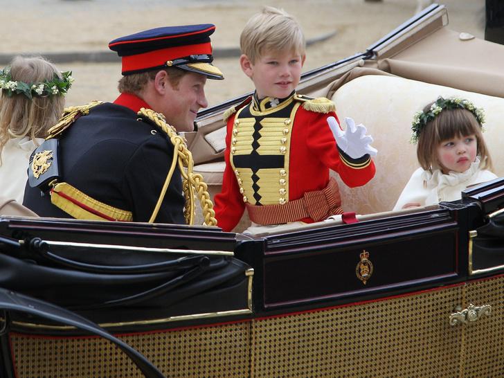 Фото №3 - Еще трое детей: крестники принца Уильяма, о которых вы не знали