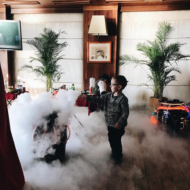 Фото №2 - Детские праздники в ресторане «Ласточка» каждое воскресенье