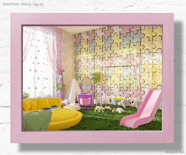 Фото №6 - Комната-мечта: 7 детских, созданных по рисункам малышей
