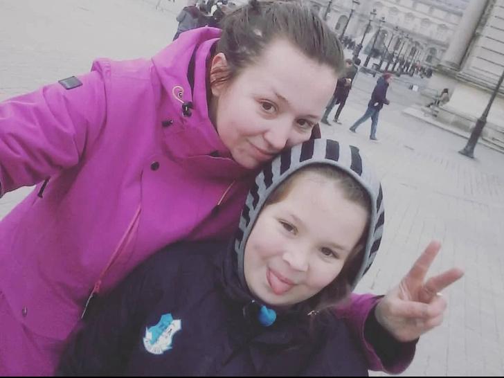 Внучка Гурченко, фото