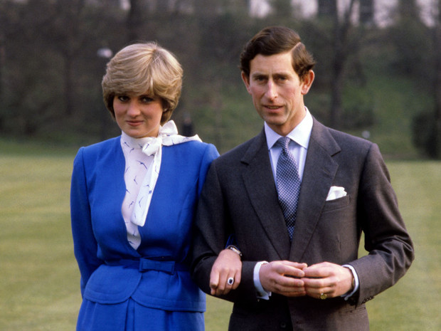 Фото №1 - Почему Диане было запрещено называть Чарльза по имени до помолвки