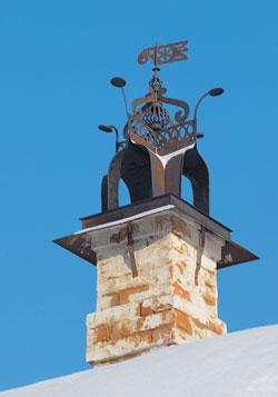 Фото №2 - Кружева над крышей