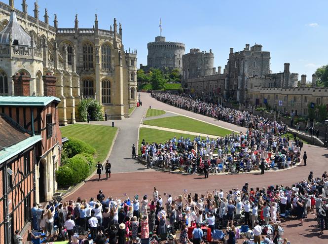 Фото №3 - Факты о свадьбе принца Гарри и Меган Маркл, которые войдут в историю