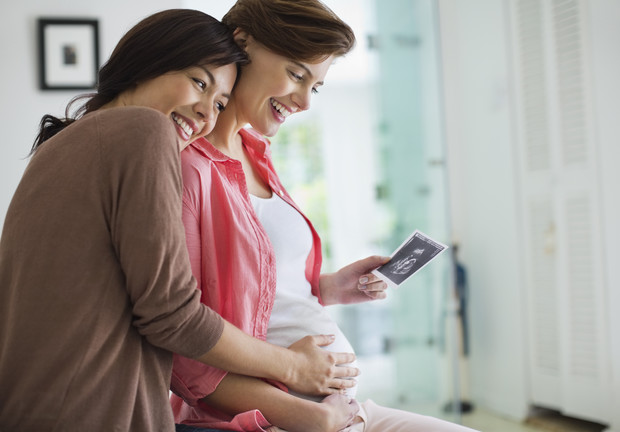 Фото №1 - 15 вещей, которые осчастливят вашу беременную подругу