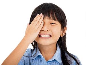 Фото №1 - Почему у азиатов узкие глаза?
