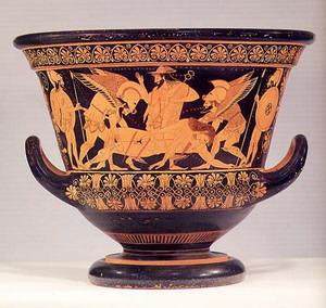 Фото №1 - США вернули Италии античные шедевры