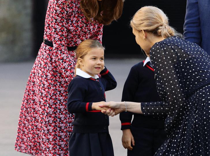 Фото №2 - Как принц Уильям и герцогиня Кейт заступились за принцессу Шарлотту
