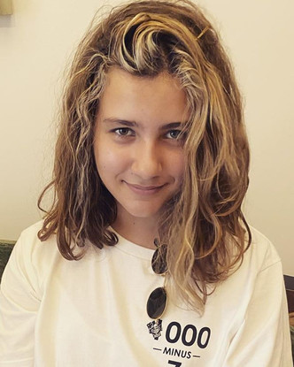 Фото №2 - Одно лицо: дочь Ивана Урганта невероятно похожа на папу