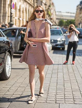 Фото №5 - Неделя Высокой моды в Париже: Street style