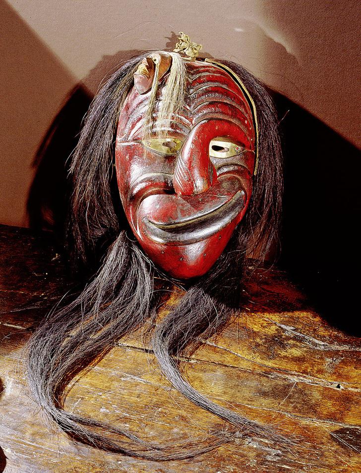Фото №9 - Личное влияние: 11 ритуальных масок