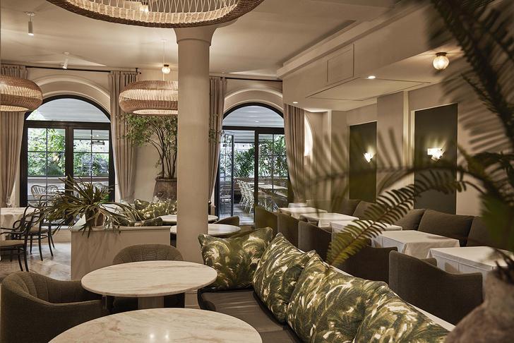 Фото №3 - Романтичный ресторан по проекту Space Copenhagen