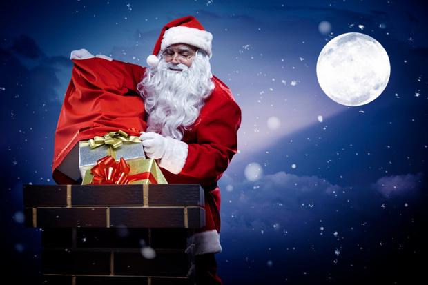Фото №1 - Кто приносит детям подарки в других странах?