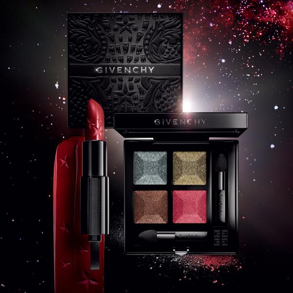Фото №2 - Этюд в бордовых тонах: осенний макияж по правилам Givenchy