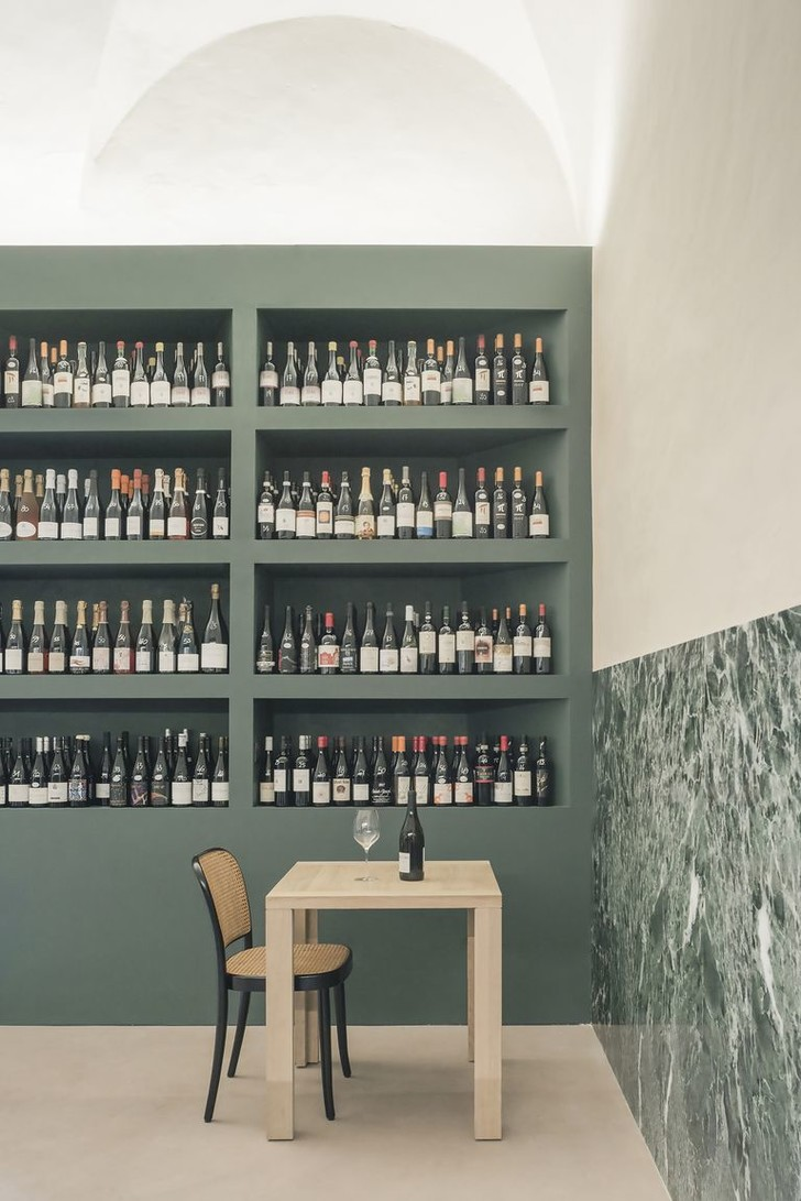 Фото №3 - Винный бар-бутик в особняке XVIвека