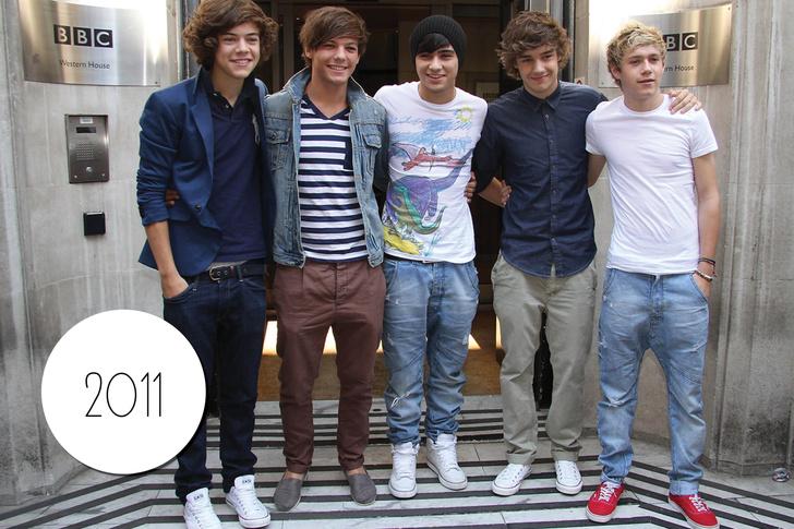 Фото №2 - Лучшие выходы One Direction за 5 лет