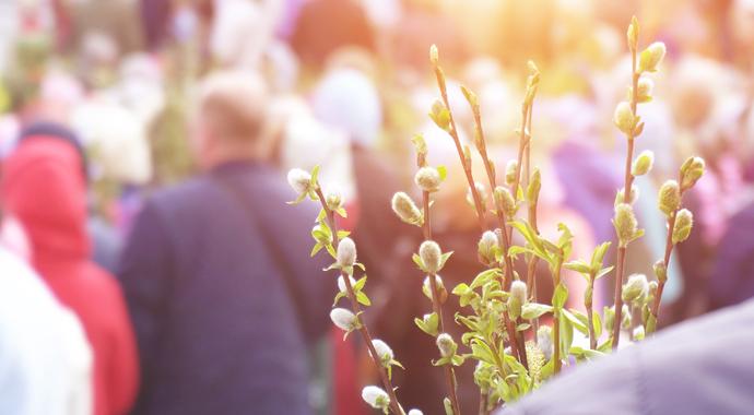 «Апрель-капель, распахни к лету дверь»: обычаи и традиции второго месяца весны