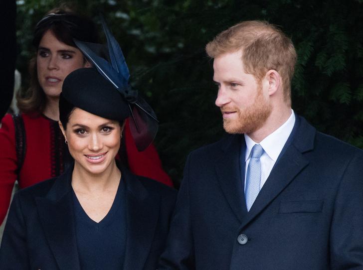 Фото №1 - Новый тур Гарри и Меган – угроза здоровью герцогини или ее репутации?