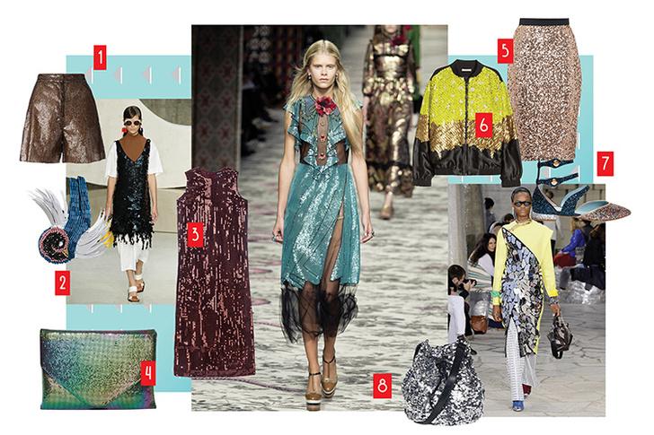 Фото №6 - Что носить и как краситься этой весной: 11 трендов