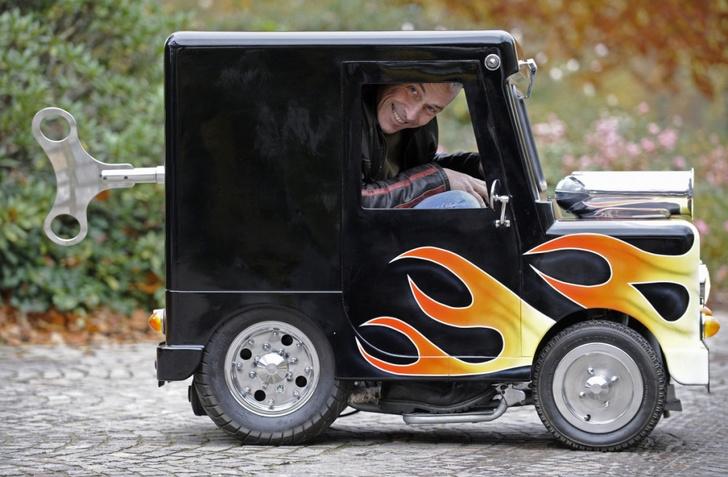 Фото №2 - Заводная коробчонка: 6 самых крошечных автомобилей в истории