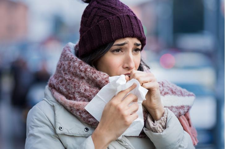 Фото №1 - Непростудные причины кашля, с которыми срочно нужно к врачу