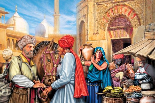 Фото №1 - «И я от многих бед пошел в Индию…»