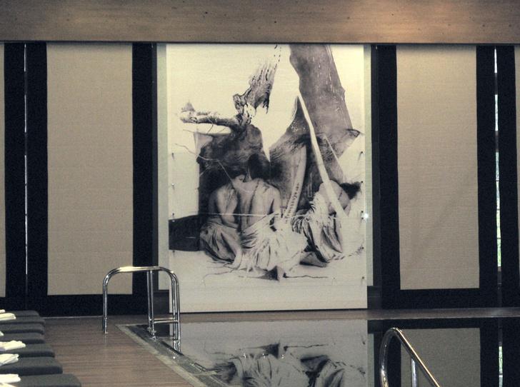 Фото №7 - Искусство в интерьере: как не сделать из квартиры музей