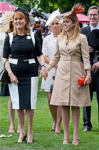 Фото №11 - Принцесса и жених: самое интересное на Royal Ascot 2017, день 4