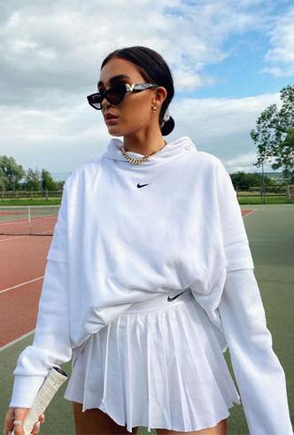 Фото №6 - С чем носить теннисную юбку: 5 идей для любого случая