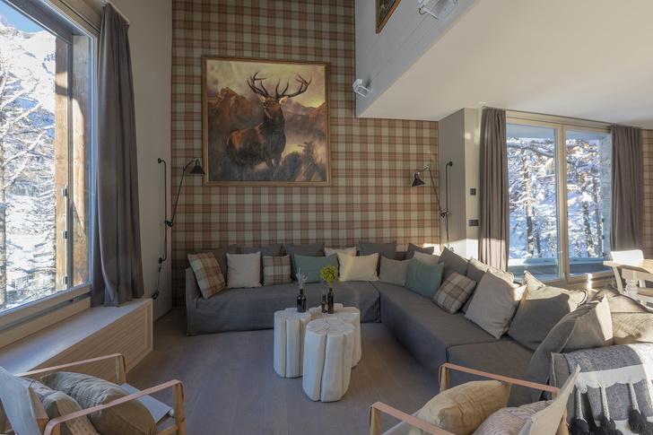 Фото №5 - Обновленный отель Cervo Mountain Resort в Церматте