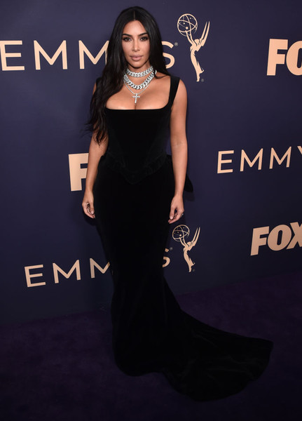 Ким на Emmy Awards-2019, 22 сентября