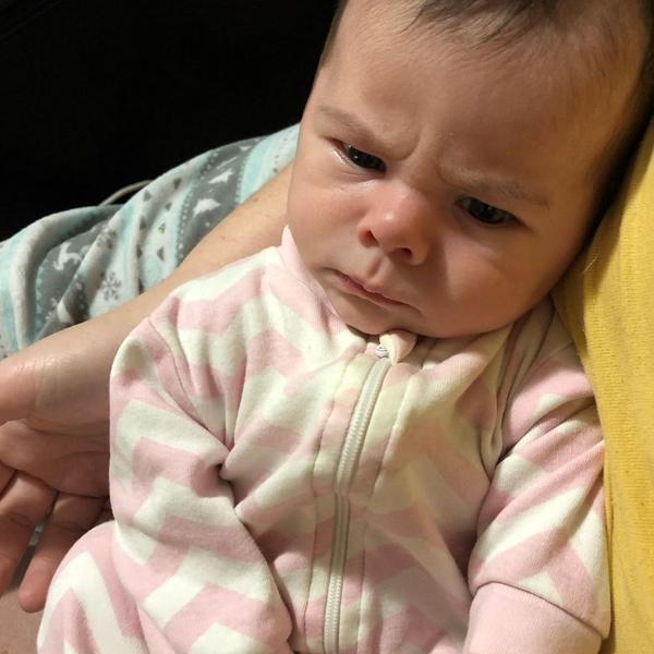 Фото №2 - Вовсе не ангелочки: как на самом деле выглядят новорожденные