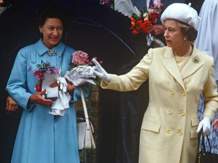 Фото №2 - Почему придворные предпочитали общаться с юной Маргарет, а не с Елизаветой