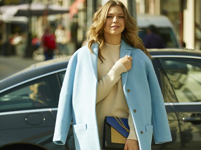 Фото №1 - I Am Studio: как носить пальто этой осенью