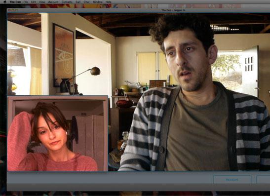 Кадр из фильма «Смерть в сети»