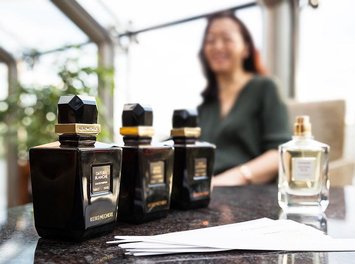 Фото №7 - Кейко Мечери: «В Японии ароматы носят совсем не так как в Европе»