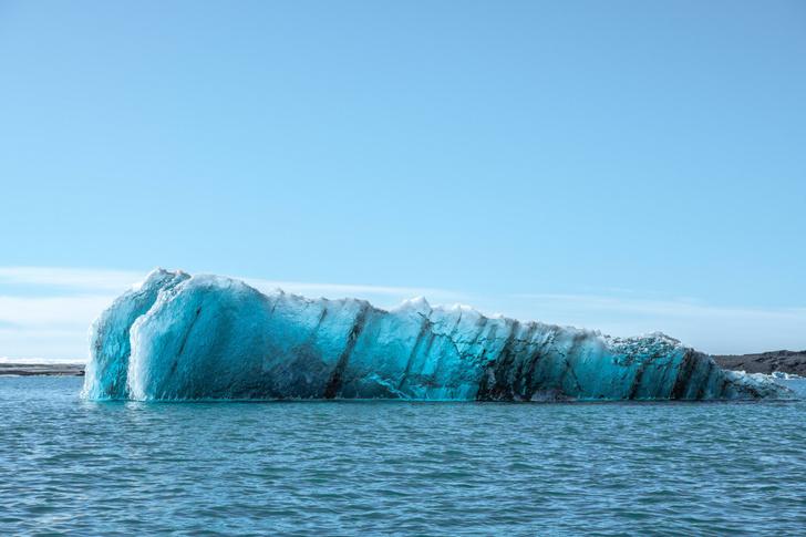 Фото №1 - Потери льда в Гренландии достигли рекордных значений