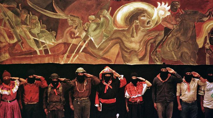 Фото №13 - Новый мир в штате Чьяпас: жизнь революционных сапатистов в Мексике