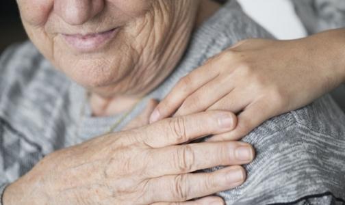 Фото №1 - Благотворители: Старикам, как и детям, нужна помощь