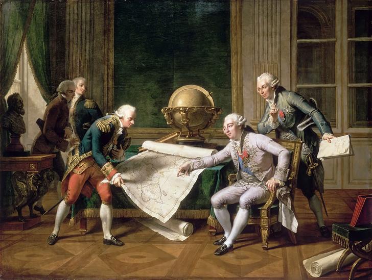 Фото №1 - Раскрыты подробности гибели графа де Лаперуза
