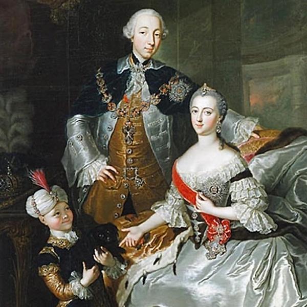 Фото №2 - Иностранные невесты русских императоров