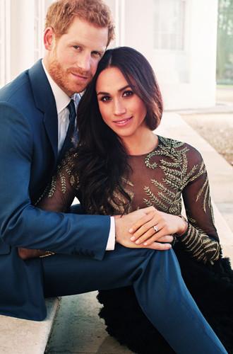 Фото №12 - Фото с намеком: 5 фактов о помолвочной фотосессии принца Гарри и Меган Маркл