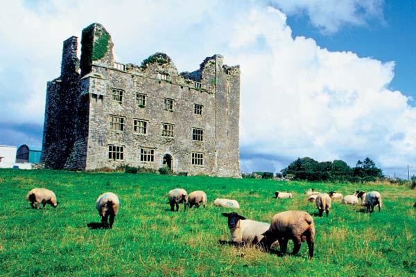 Фото №1 - Ирландия, где всегда идет дождь