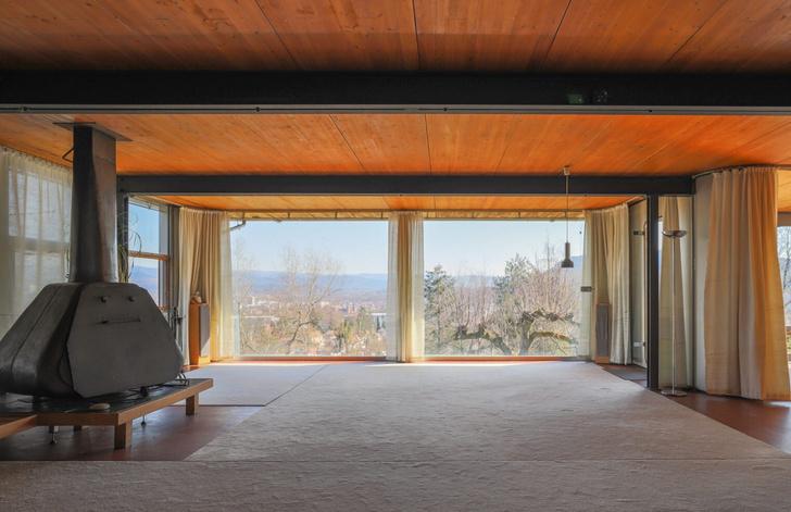 Фото №2 - Во Франции продается дом архитектора Жана Пруве