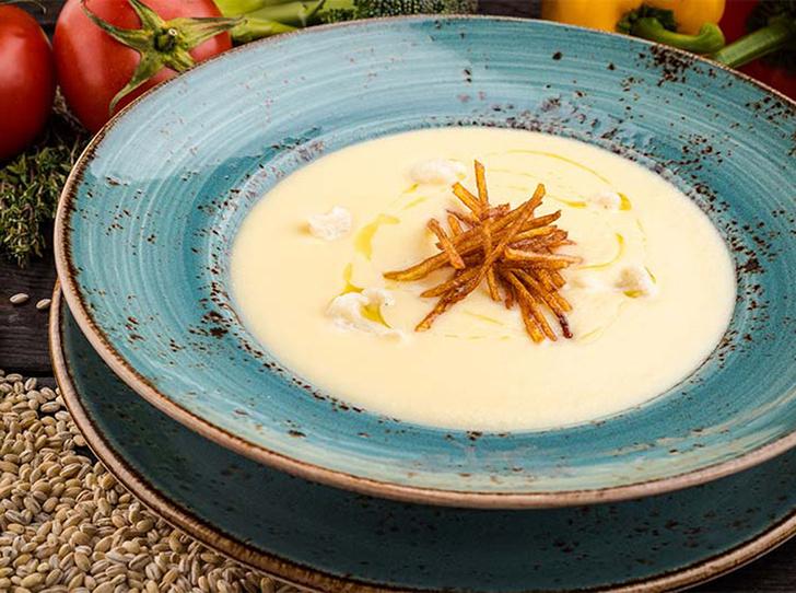 Фото №2 - Чашка нежности: три новых восхитительных постных крем-супа