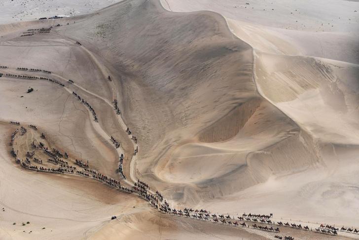 Фото №1 - Поющие пески