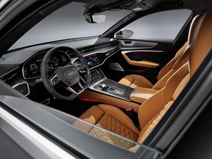 Фото №4 - Легенда RS: новый Audi RS 6 Avant
