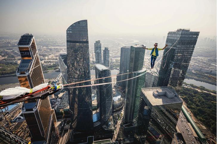 Фото №1 - Высотный рекорд